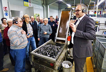 EZU GmbH Betriebsführung Februar 2020
