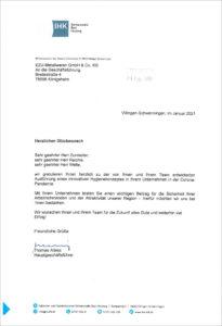 EZU Hygienekonzept 2021