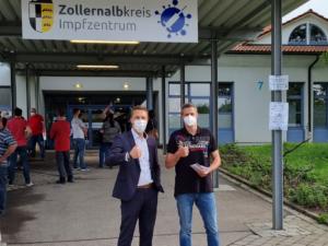 EZU Metallwaren gegen Covid geimpft